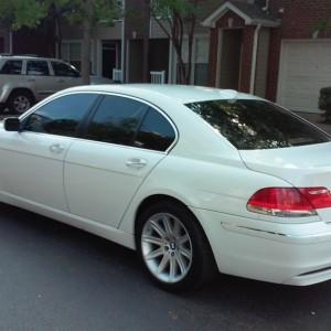 BMW 2006 750Li 20150907 160105 160414 160134 160123